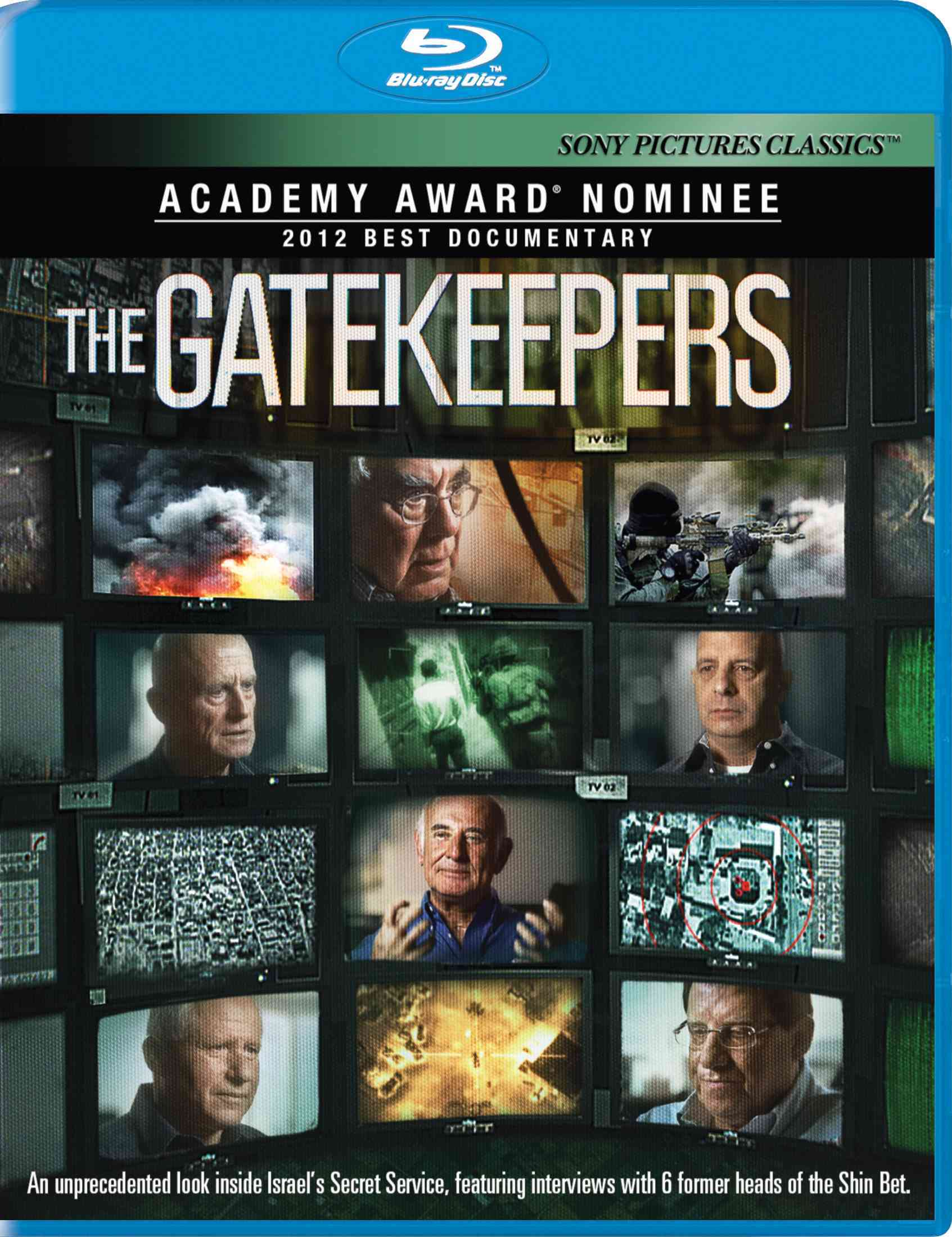 GATEKEEPERS BY AYALON,AMI (Blu-Ray)